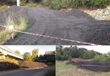 fresato asfalto