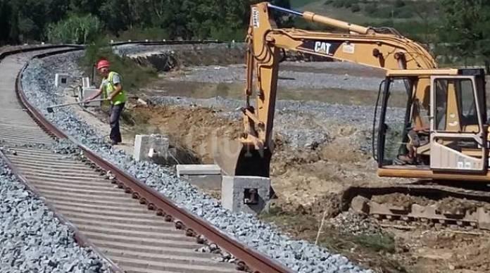 lavori ferrovia
