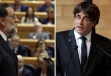 Mariano Rajoy Carles Puigdemont