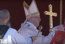 Papa Francesco nuovi santi Angelo da Acri