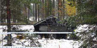 Scontro treni Finlandia
