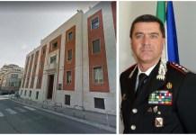 comando carabinieri reggio calabria