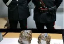 Carabinieri Rende droga