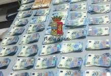 Sgominata in Puglia banda di soldi falsi, spendeva anche a Cosenza
