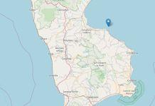 Lieve scossa di terremoto nell'Alto Ionio Cosentino Crosia e Calopezzati
