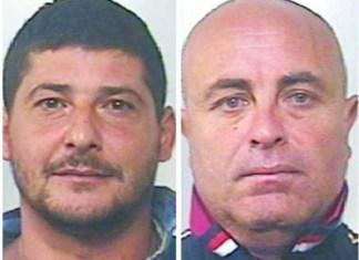 Da sinistra Massimo Esposito e Alfonso Dardano