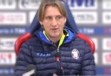 Davide Nicola Crotone Udinese