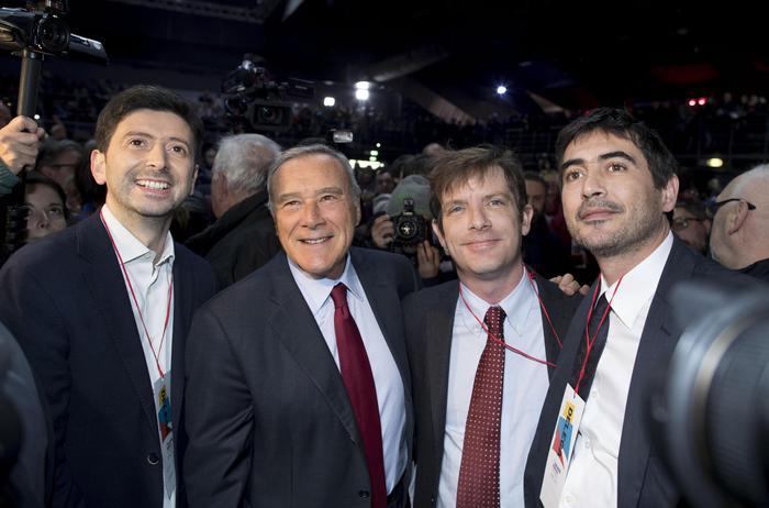 Sinistra, parte la 'nuova proposta' con Grasso: al via l'assemblea di Mdp-Possibile-Si