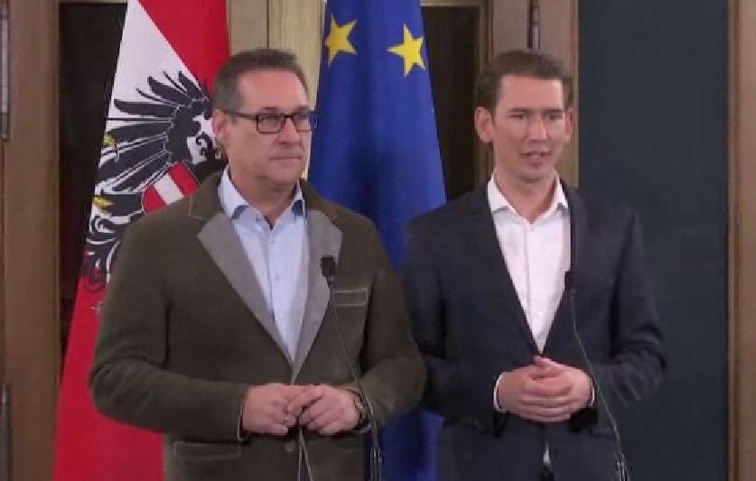Austria, Esteri: Interni e Difesa all'ultradestra Fpoe