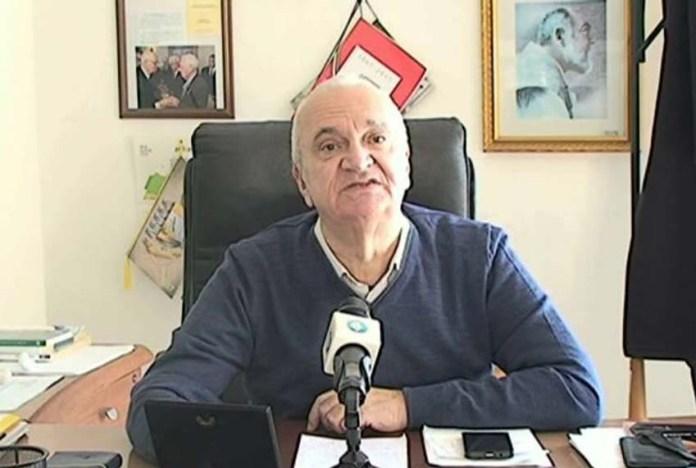 Il sindaco di Diamante Gaetano Sollazzo