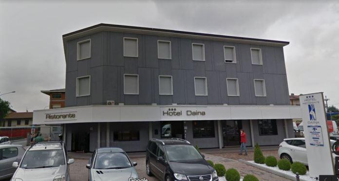 Hotel Daiana Dalmine omicidio