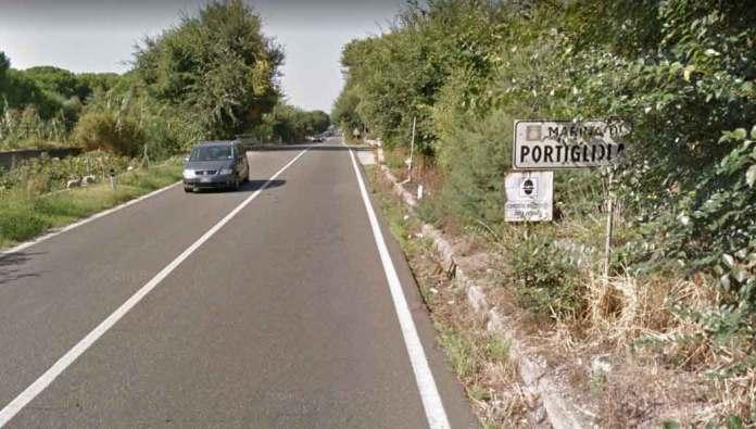 Portigliola statale 106