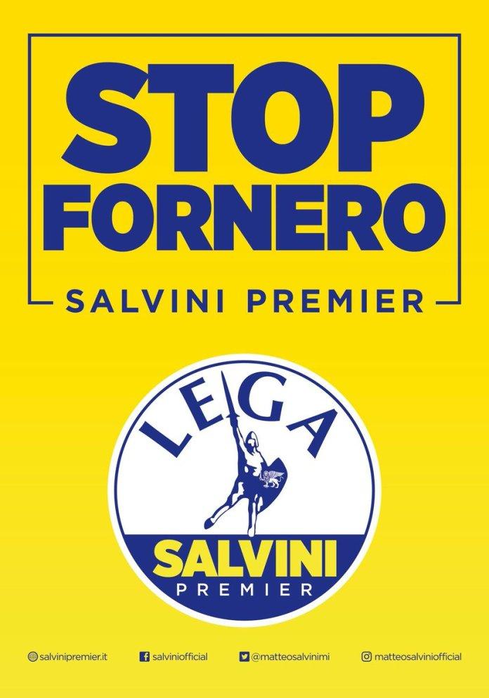 Stop Legge Fornero Lega