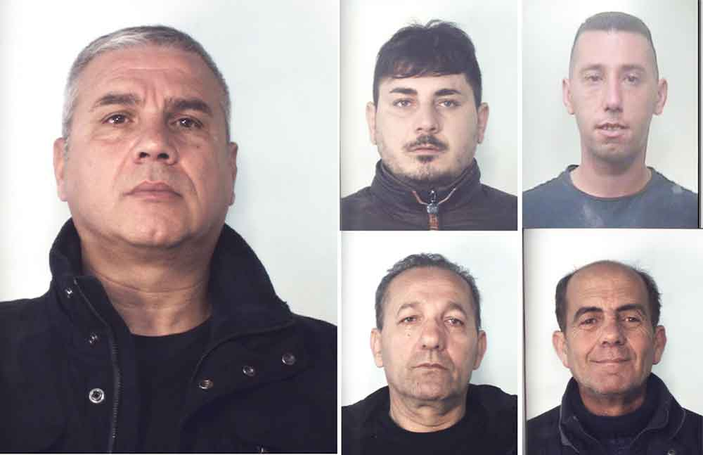 Catania, mafia imponeva cemento scadente a ditte: cinque arresti