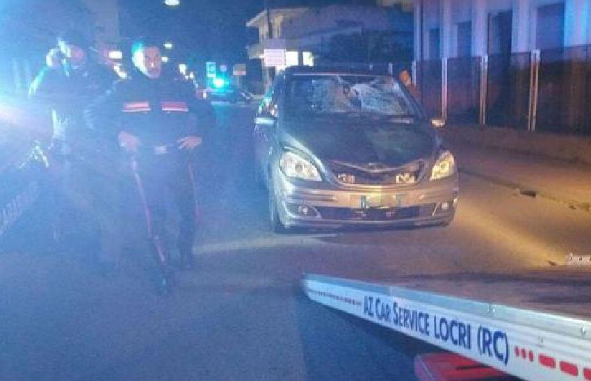 Coppia viene travolta sulla 106, muore imprenditore di Siderno