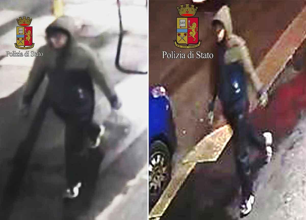 Marilena Negri, le telecamere hanno filmato il sospetto assassino