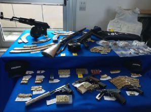 Armi munizioni cosenza via popilia