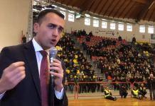 Luigi Di Maio campagna elettorale 2018