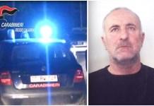 A destra Pasquale Manganaro, l'infermiere arrestato