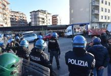 Foibe: Torino, cominciato raduno antifascista