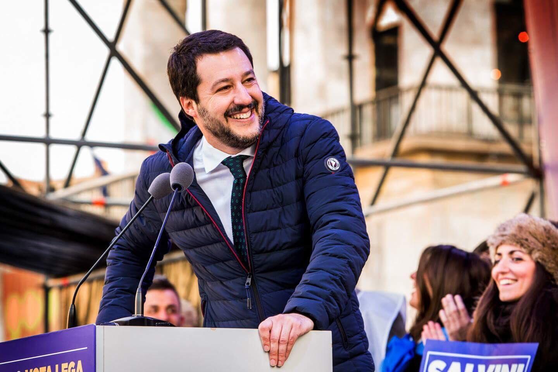 Berlusconi: felice per Salvini, ma sarò io il regista del centrodestra