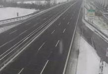 A1 vista da una webcam