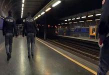 La metropolitana di Piscinola a Napoli