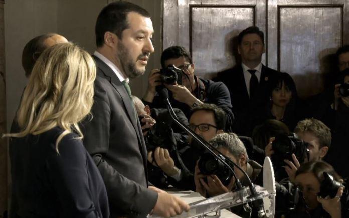 Governo, Salvini avverte: basta liti o si vota
