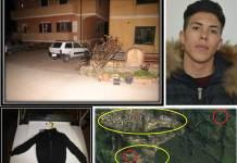 Nella foto a destra il presunto killer arrestato Gaetano Muller