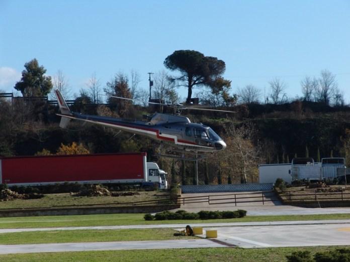 elicottero Elimediterranea