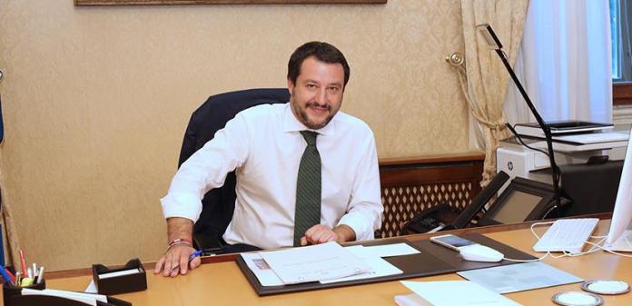Ministro Salvini Viminale