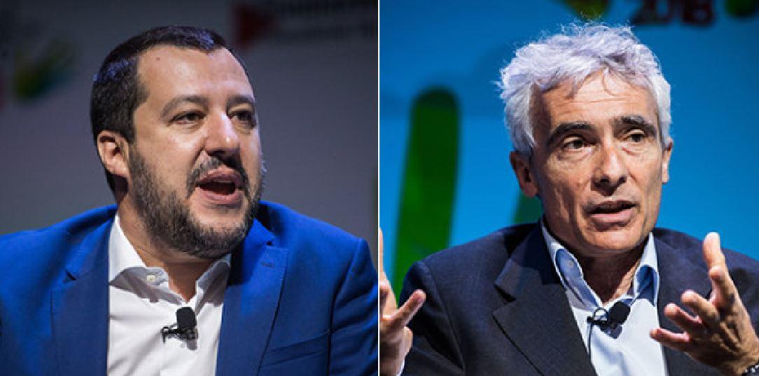"""Boeri (Inps): """"Servono più migranti"""". Salvini: """"Lui vive su Marte"""""""