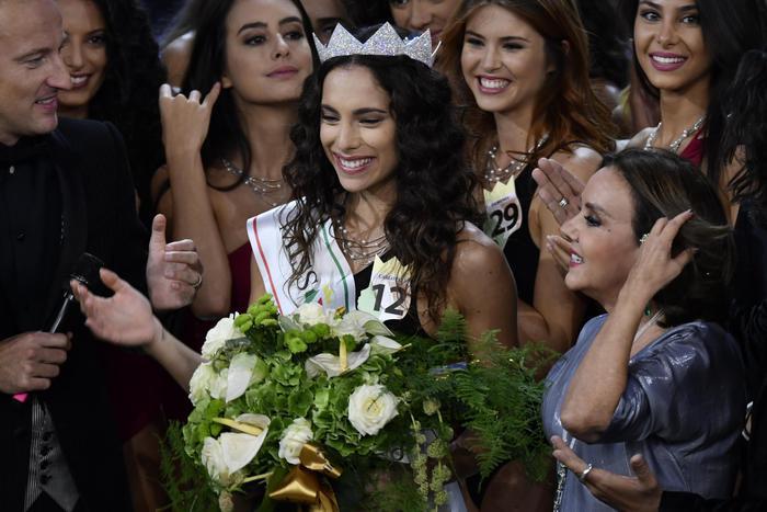 Miss Italia 2018 è Carlotta Maggiorana