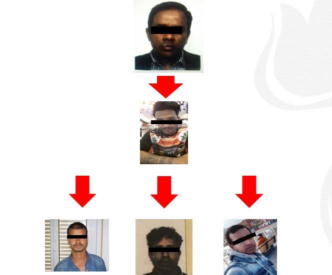arrestati bengalesi Alassio