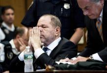 Harvey Weinstein in aula