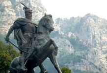 Mattarella in Calabria per celebrare Skanderbeg