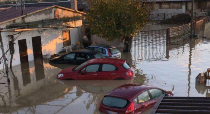 Esondazione Fiume Crati