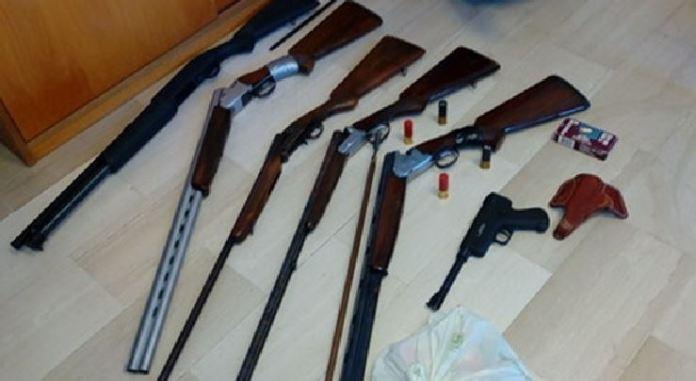 fucili armi