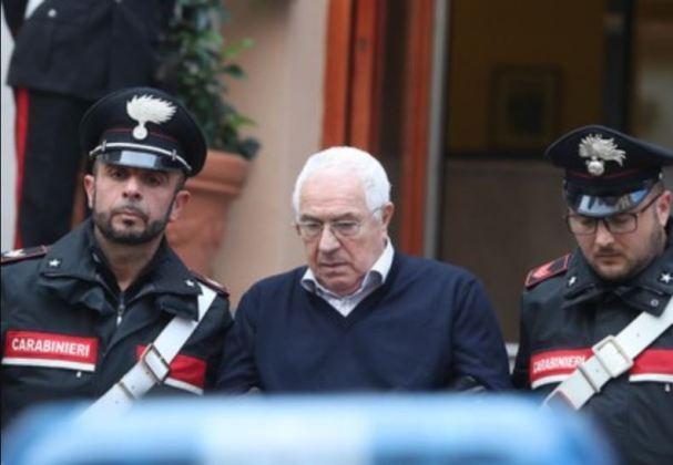 L'arresto di Settimino Mineo