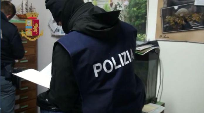 perquisizione polizia