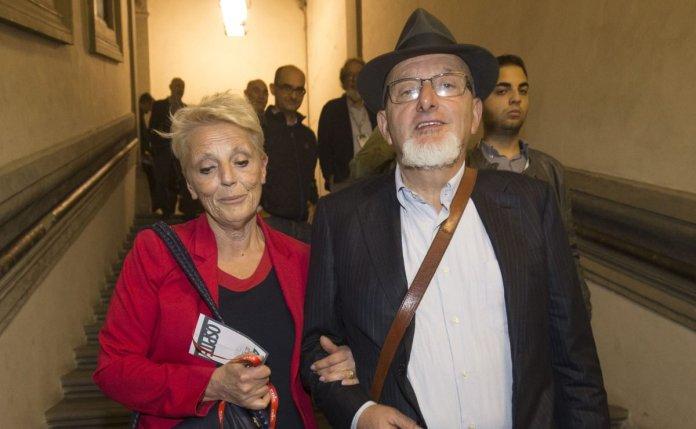 Laura Bovoli e Tiziano Renzi, genitori dell'ex premier Matteo