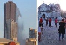Terremoto nelle Filippine M 6.3 vittime danni