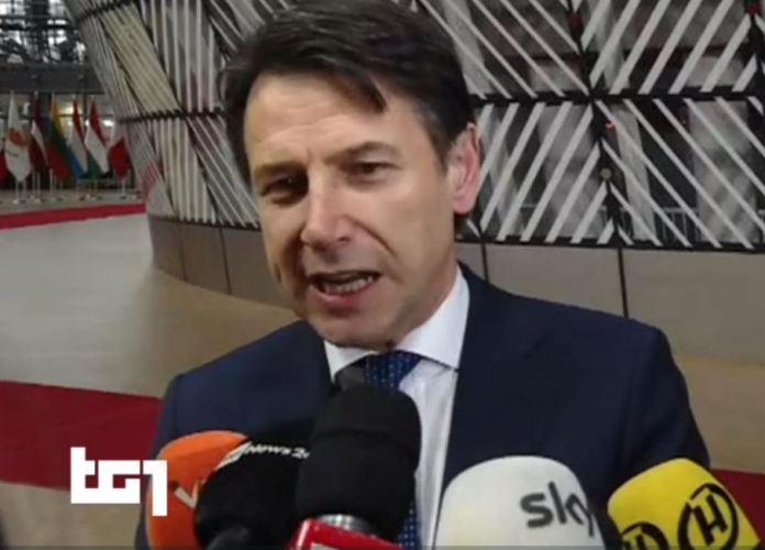 Vertice Ue a Bruxelles, Conte: Non mi sento commissariato da Salvini