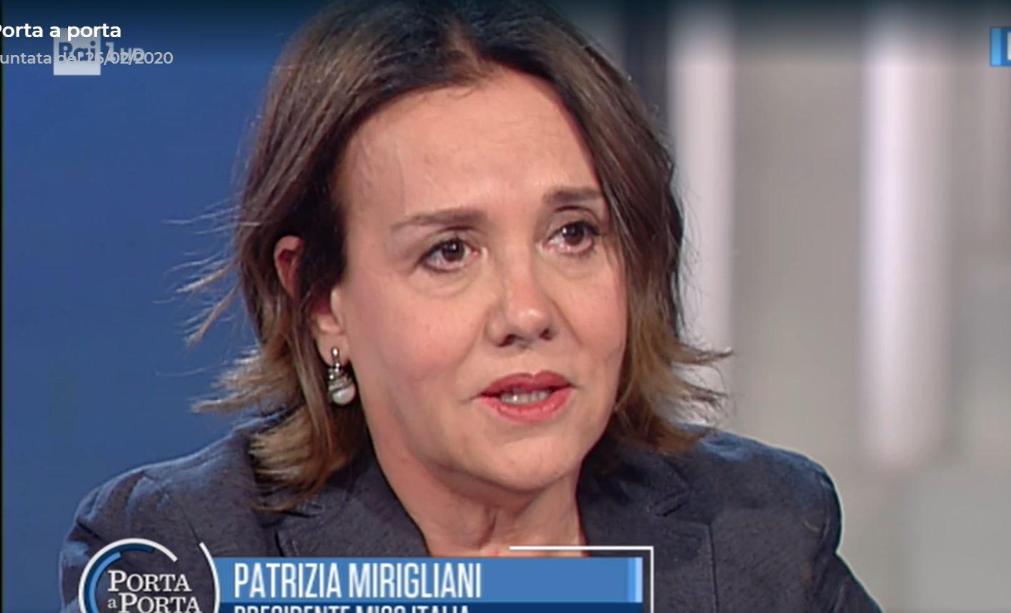 """Patrizia Mirigliani, da """"patron"""" di Miss Italia a Mamma Coraggio: denuncia il figlio tossicodipendente"""