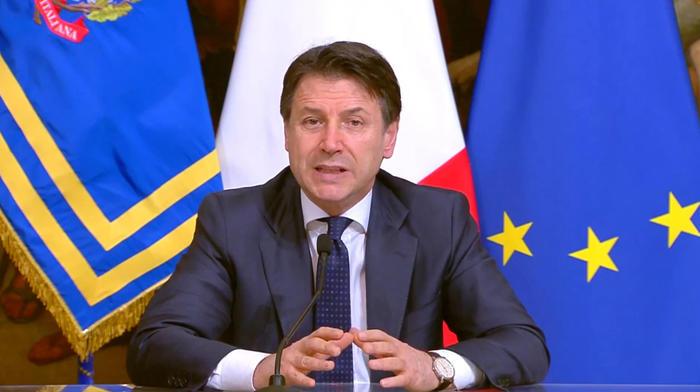 I pm di Bergamo ascoltano il premier Conte a Palazzo Chigi