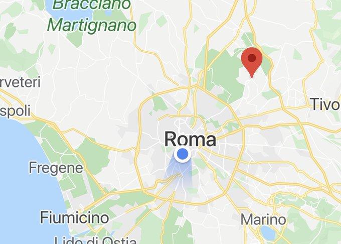 Scossa di terremoto a Roma, tanta paura ma nessun danno