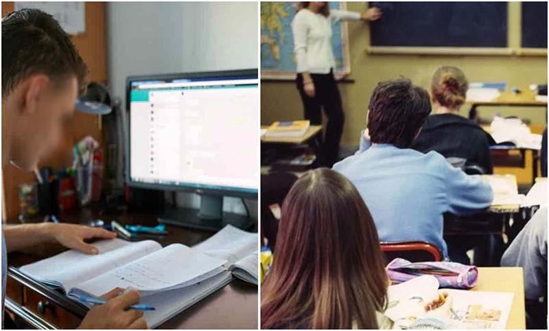 Regioni a fasce, col cambio tornano in classe 719 mila studenti. In 'Dad' restano oltre 3,3 milioni