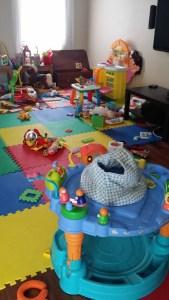 Kids Living Room