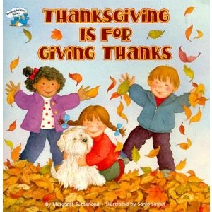40+ Favorite Thanksgiving Books