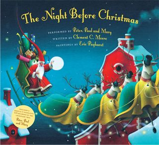 Top 5 Night Before Christmas Books WITH reviews!